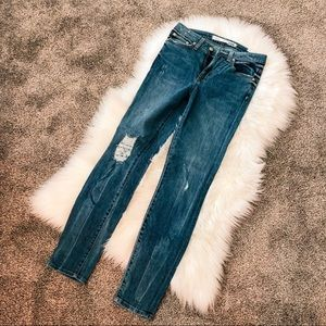 Lovers and friends Mason high rise jeans